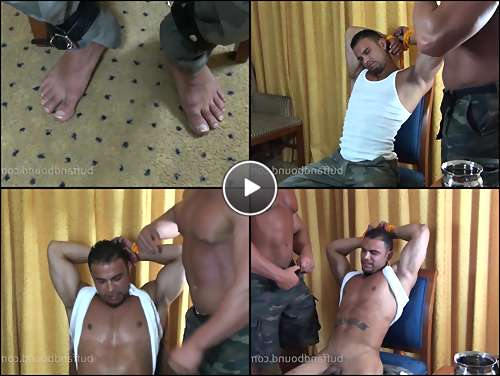 bondage guy video