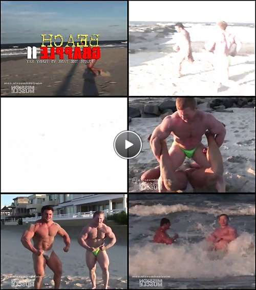 hunk beach video